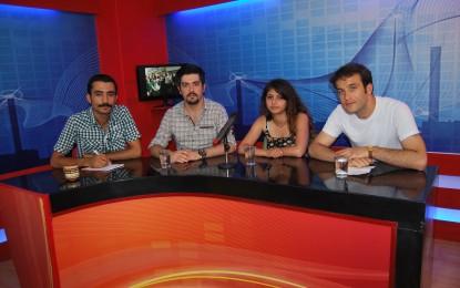 Gazeteciler Hayat TV'de