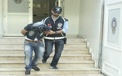 Gasp iddiasıyla gözaltına alındı