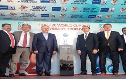 FIFA U20 Dünya Kupası Kupa Turu tamamlandı
