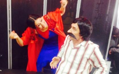 """Tiyatro Anatolia'dan """"Kahkaha 2014"""""""