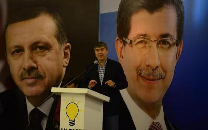 Başkan Türel'den Aksu'ya 5 Kavşak Müjdesi