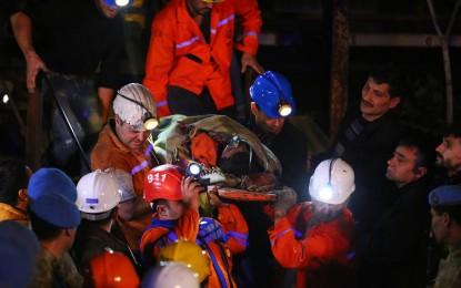 Maden İşçilerini Akıllı Baret Kurtaracak