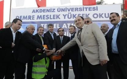 Güçlü Türkiye Hedefine Eğitimli Gençlerle Ulaşacağız