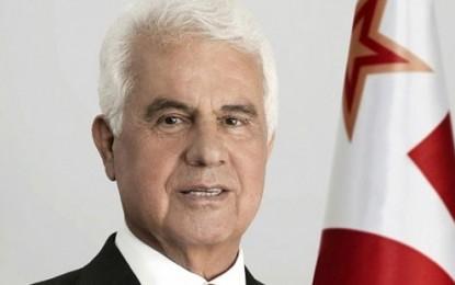 Cumhurbaşkanı Eroğlu'ndan Kırım'daki 'referandumu' tanıyan açıklama