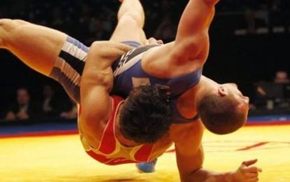 Kırım Tatar güreşçi İlimdar Saidov, Rusya'da üçüncü oldu