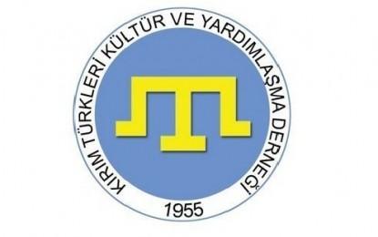 Kırım Derneği'nden KKTC Cumhurbaşkanı Eroğlu'nun Açıklamalarına Kınama