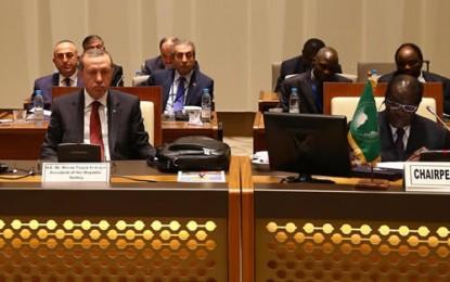 """""""2. Türkiye-Afrika Ortaklık Zirvesi, İş Birliğimizi Yeni ve İleri Bir Safhaya Taşıyacak"""""""