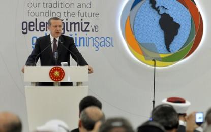 Türkiye'nin Tarih Boyunca Taşıdığı Misyon, Barışı Hâkim Kılmak ve Zülme Karşı Durmaktır