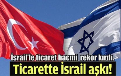 Ticarette İsrail aşkı!