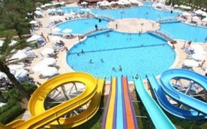 Türk Firması Karadağ'da Bölgenin En Büyük Su Parkını İnşa Edecek