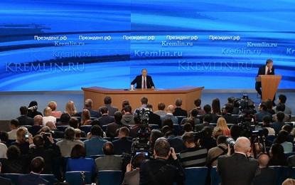 Putin: Krizden en fazla iki yıl içinde çıkacağız