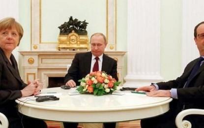 Minsk Anlaşmaları İşlenip Tamamlanacak