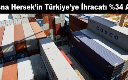 2014'te Bosna Hersek'in Dış Ticaret Açığı 3,84 Milyar Avro
