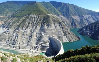 Deriner Barajı'ndan Üretilen Elektrik 2 Milyar Kilowatt Saati Geçti…