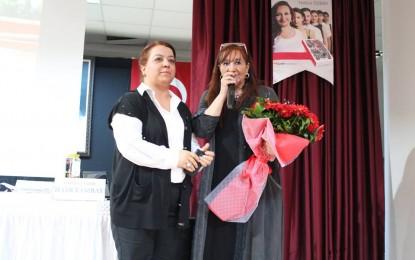 Toros Koloji'nde Dünya Kadınlar Günü  Söyleşisi