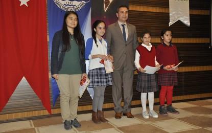 Enerji  İsrafına Son  Proje Ödülleri  Verildi