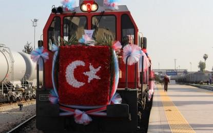 Atatürk ün Mersin'e Gelişinin 92. Yıldönümü Kutlandı
