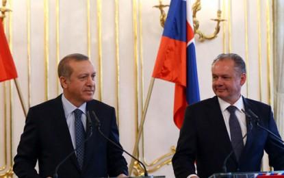 Slovakya'da İnşa Edilecek Türk Şehitliği, Halklarımız Arasında Dostluğun Nişanesi Olacaktır