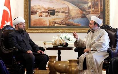 """""""İslamofobi, Bütün İnsanlığı ve Küresel Arışı İlgilendiren Bir Konudur…"""""""