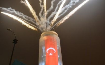 """Fuar İzmir'de """"Çifte Açılış, Çifte Coşku"""""""