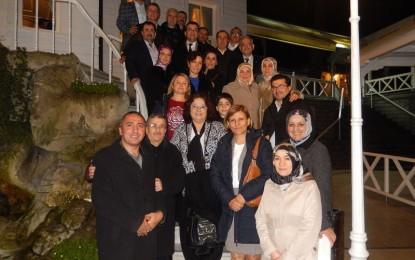 Akça Koca Platformu İstanbul'da