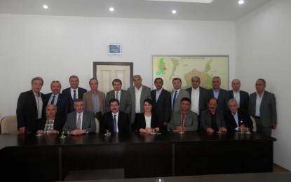Anadolu Birliği Ziyaretlere Devam Ediyor