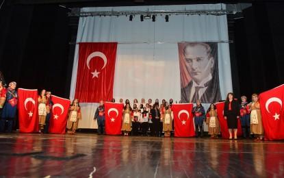 """Büyükşehir'den """"Çanakkale Destanı'nı Anma"""" Programı"""