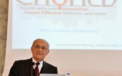 """""""Yenilenebilir Enerji"""" İçin  İzmir'de Buluştular"""