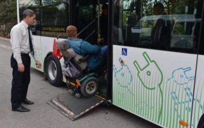 ESHOT, Elektrikli Otobüsler İçin Düğmeye Bastı