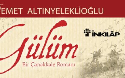Demet Altınyeleklioğlu'ndan Muhteşem Bir Çanakkale Romanı
