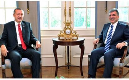 """Erdoğan'dan Abdullah Gül açıklaması: """"Hayırlı olur"""""""