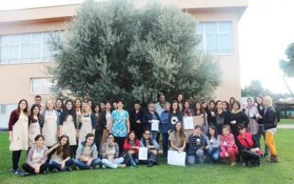 153 Yıllık Havagazı Fabrikası, İzmirli Gençlerin Yeni Adresi Oldu