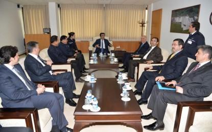 Güzeloğlu, Hyundai Assan Fabrikasını ziyaret etti