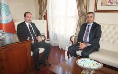 Türkiye Cumhuriyeti Gümülcine Başkonsolosu'ndan Ziyaret