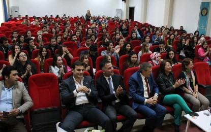 Toros Üniversitesi Psikoloji Topluluğu Tarafından Madde Bağımlılığı Paneli