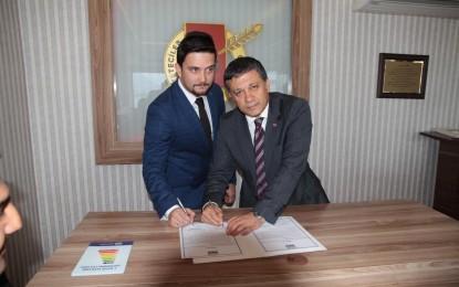 CLK Akdeniz ile Gazeteciler Cemiyeti Protokol İmzaladı