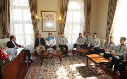 Edirne Fitness Spor Kulübü'nden Ziyaret