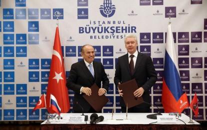 İki Önemli Şehrin Başkanları Protokol İmzaladı