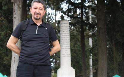 Rıdvan Şükür, Yahya Kaptan Anısına Yürüdü.