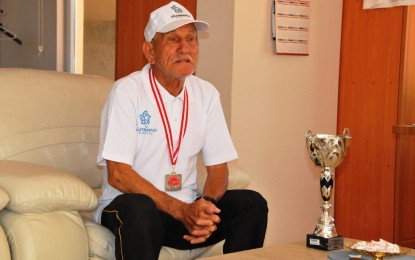 Süleymanpaşalı 78'lik Maratoncu Uluslararası Maratondan şampiyon Döndü