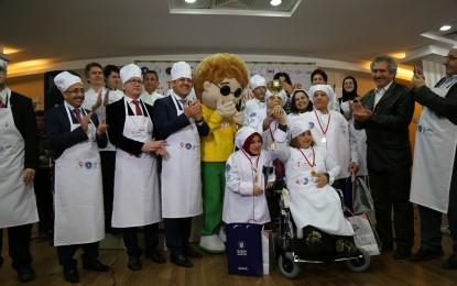 2. Türkiye Yemek Yarışması´nın Marmara Bölge Finali Bursa´da Yapıldı