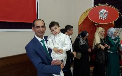Sezgin Bilgin Oğulları Ensar ve Mehmet Beyazıt'ı Sünnet Ettirdi
