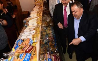 Büyükşehir Halk Ekmek'ten Çamlıdere'ye Büfe…