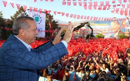 Milletimiz Bu Seçimde de Eski Türkiye'ye Dönüşe İzin Vermeyecek