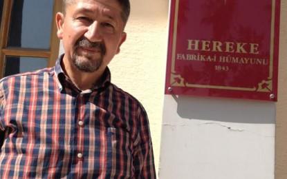 "Rıdvan Şükür Hereke ""Fabrika-i Humayunu"" Restorasyonu'nu Sordu !"