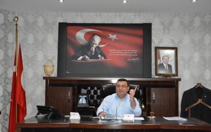 Başkan Kocatepe'den Miraç Kandili Mesajı