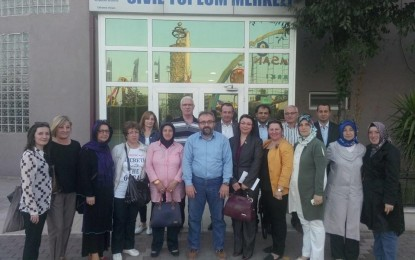 Kocaeli Artvin Kültür ve Dayanışma Derneği (KADER) 'de Başkan Özge Keçeci Oldu
