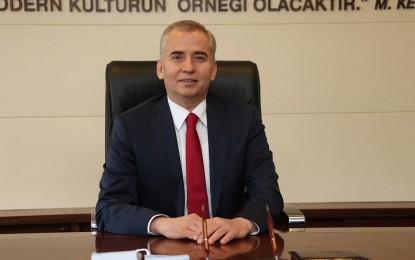 Başkan Osman Zolan, Kadir Gecesi dolayısıyla bir mesaj yayımladı