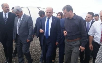 Bilim, Sanayi ve Teknoloji Bakanı Fikri Işık'tan KOÜ Teknopark'a Ziyaret