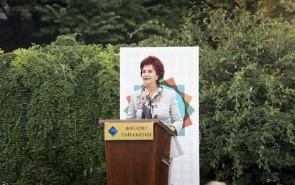 Boğaziçi Üniversitesi Rektörü Gülay Barbarosoğlu C20 Zirvesi'nde konuştu…